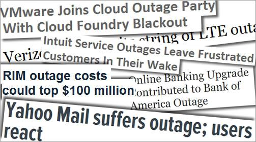 Understanding the true cost of IT downtime, outages and Failures